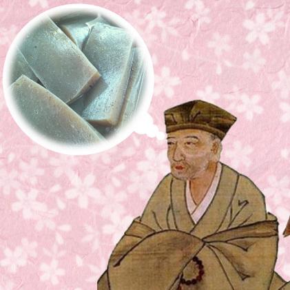 松尾芭蕉&蒟蒻俳句