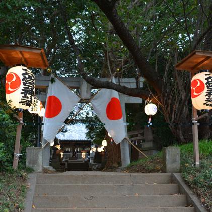 """もうひとつの""""蒟蒻神社"""""""